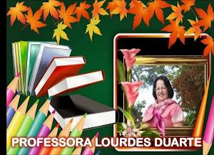 BLOG PROFESSORA LOURDES DUARTE