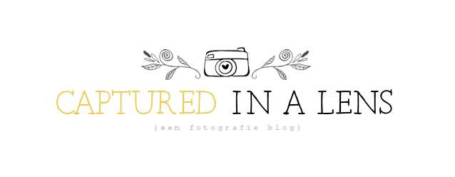 Captured in a Lens