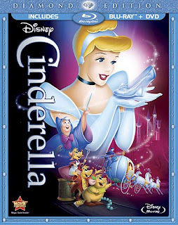 Disney Cinderella Diamond Edition