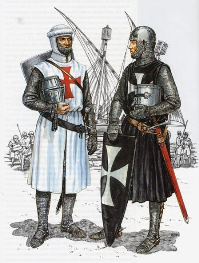 Who Were the Templars Templar Knights