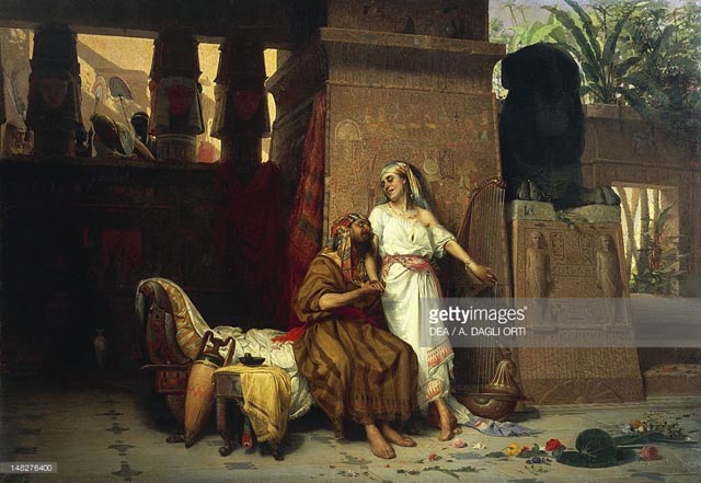 Abraham y Sara: controlador y esclava-prostituta-sacerdotisa MK Ultra (1)