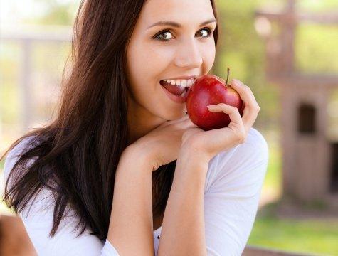 فوائد التفاح،فوائد الفواكه،التفاح الأخضر،تخسيس الوزن،الحفظ على الرشاقة