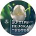 10 tips para hacer mejores fotografías