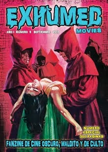 EXHUMED MOVIES (SPANISH)