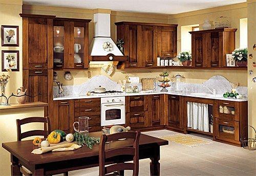 Decoration, cocinas, cocinas integrales: Cocinas rústicas