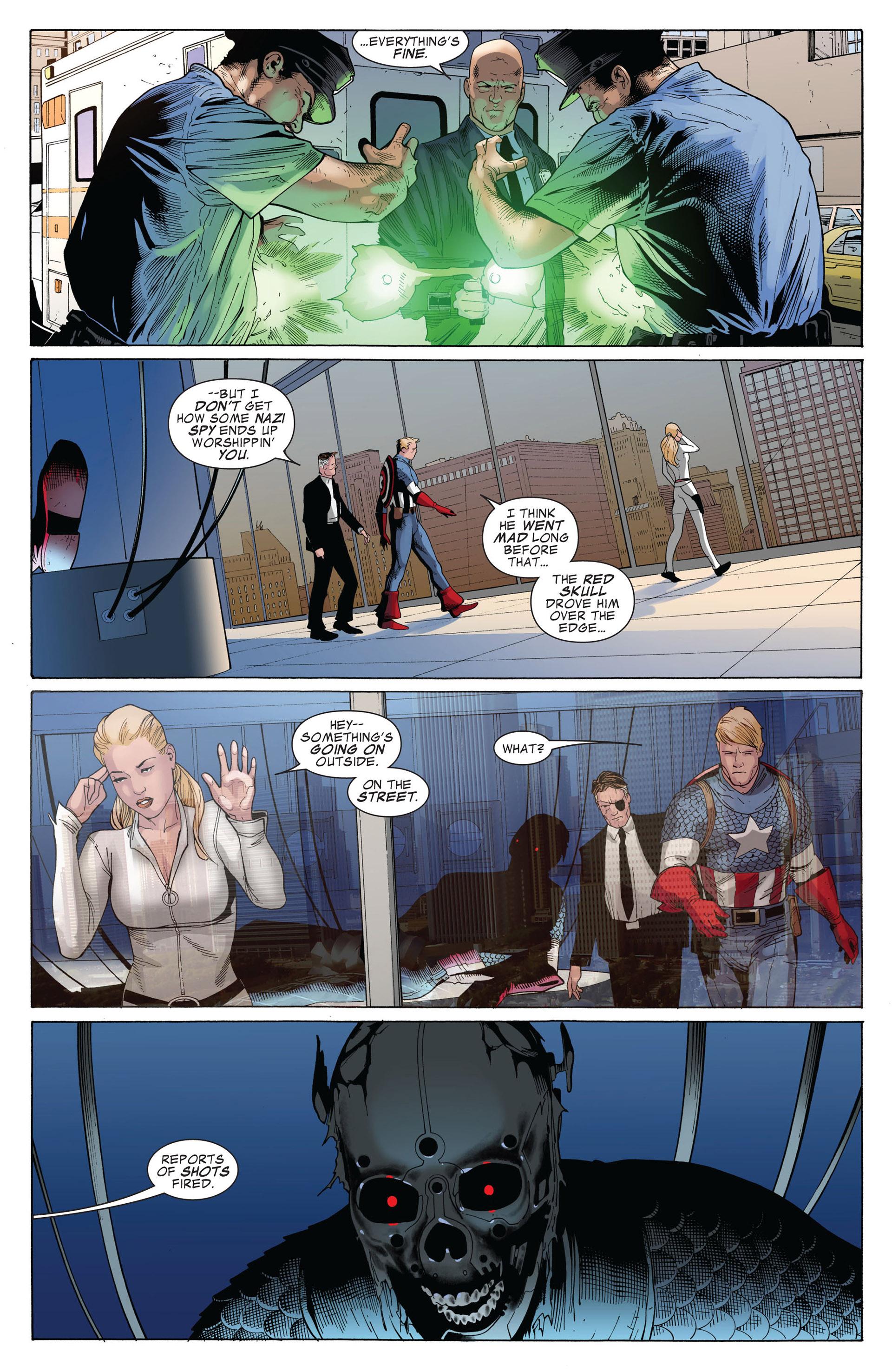 Captain America (2011) Issue #3 #3 - English 18
