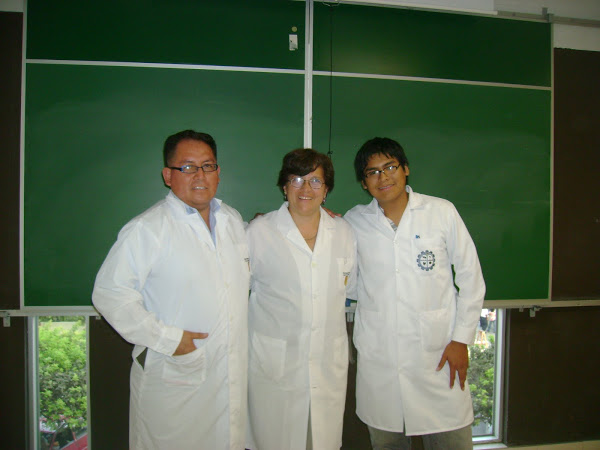 FELIZ DÍA DEL BIÓLOGO(A) PERUANO (A)  27 DE NOVIEMBRE