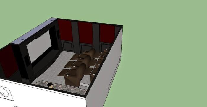 Crea tu propia sala de cine en casa - Crea tu propia casa ...