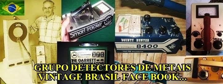 GRUPO DE  DETECTORES DE METAIS NO FACEBOOK PARTICIPEM