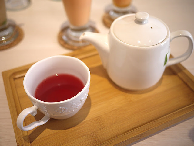 德國蔓越莓果茶