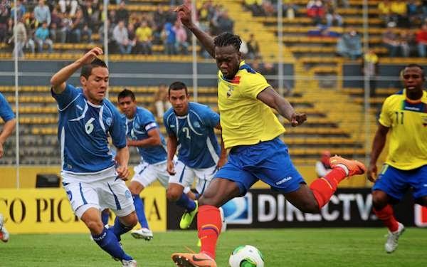 El Salvador-Ecuador
