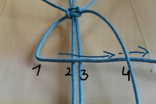 moda, tendencias, bisutería, trend, artesanía, hecho a mano, nudo celta, algodón encerado, hacer pulseras de cuerda