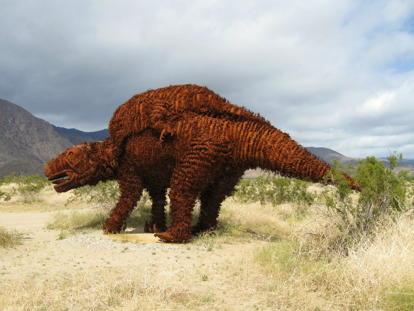 Prehistoric Desert Animals