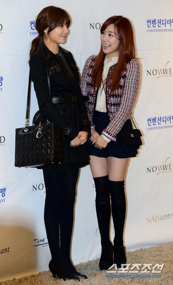 Sooyoung dan Tiffany SNSD Hadir di Pernikahan Hong Rok-gi 11
