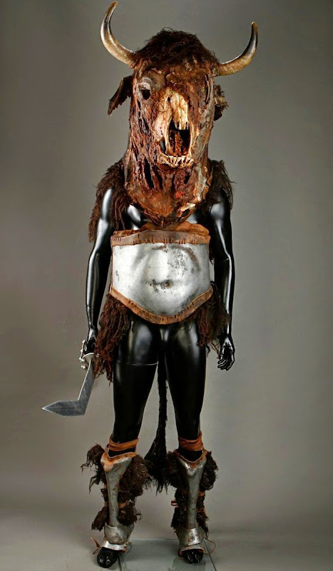 Minotaur film costume Gladiator