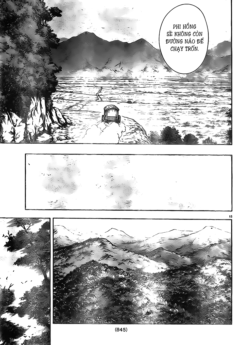 Hoàng Phi Hồng Phần 4 chap 74 Trang 17