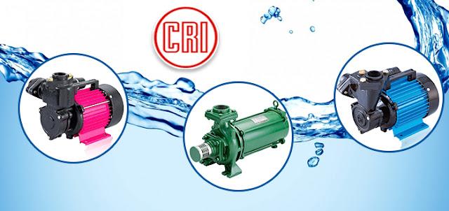 Buy CRI pumps online