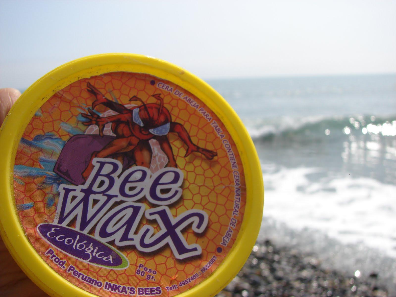 2-marzo-3-4-5-6-7...2012...BEE WAX la cera Peruana k te Agarra.x Fito.33.p.