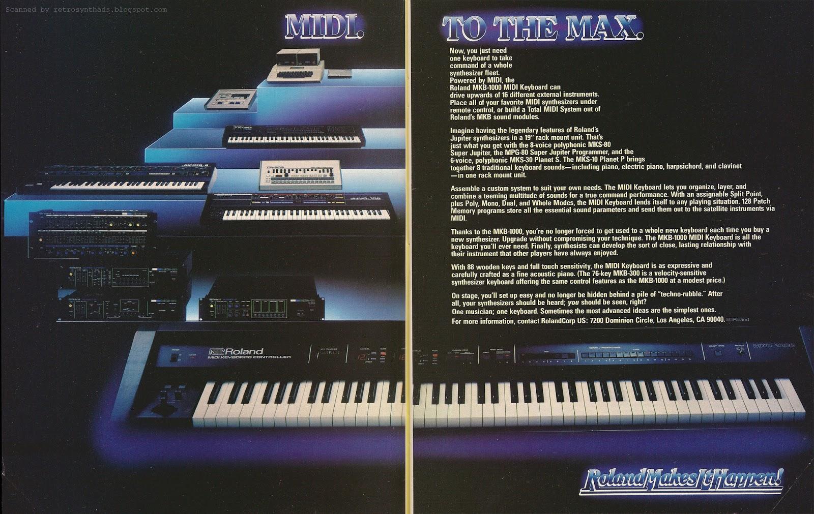 Yamaha Mks Keyboard