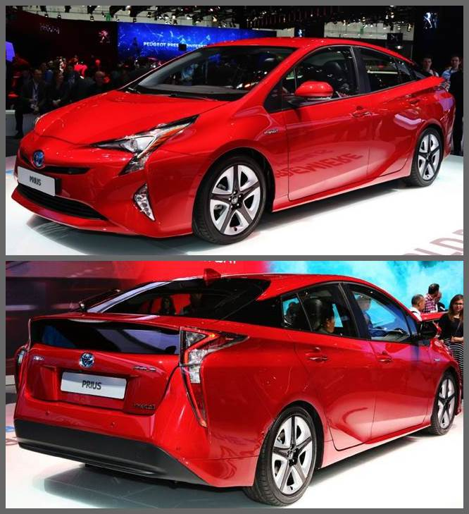 More 2016 Toyota Prius Technical Secrets Revealed