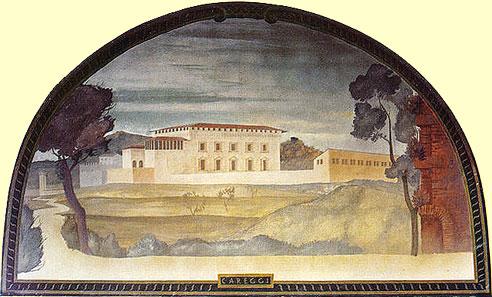 Francesco Bandini miembro de la Academia platónica de Florencia