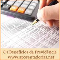 cálculo da renda mensal, renda mensal de benefício.