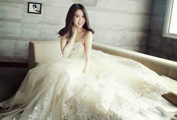 Những mẫu áo hình ảnh cưới đẹp nhất 2014