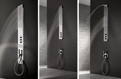 Shower Modern Desain Elegan