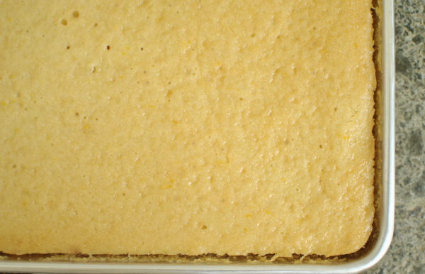 best vanilla sheet cake