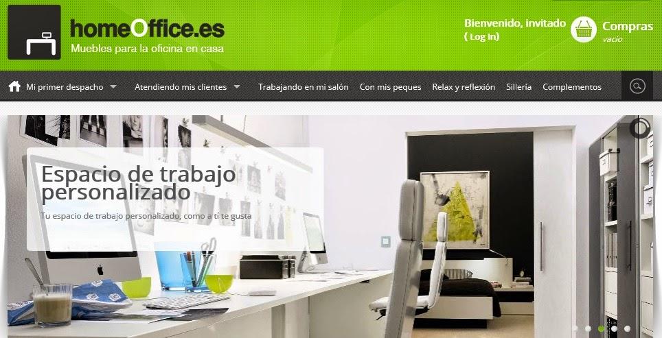 Muebles de oficina online gallery of precio mesa despacho for Muebles oficina online