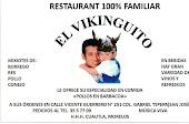 NO SABES EN DONDE COMER?.....NO SABES EN DONDE GUISAN SABROSO Y MUY RICO?..EL VIKINGUITO TIENE