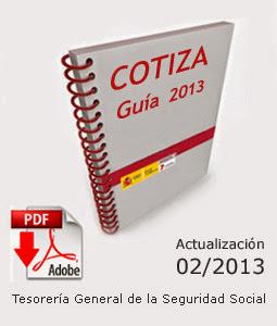 COTIZA Guía 2013