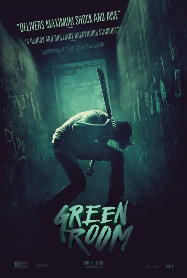 Căn phòng xanh - Green Room (2016)