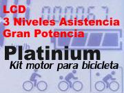 1 kit  nuevo a estrenar en caja sin abrir+garantía íntegra (vendido) Platinum