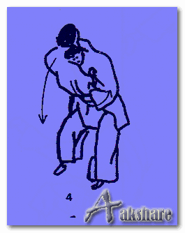 Teknik Dasar Bantingan Osoto-Guruma - Beladiri Judo