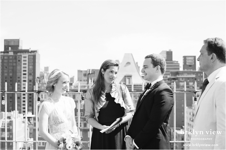 Surrey Hotel Rooftop Wedding