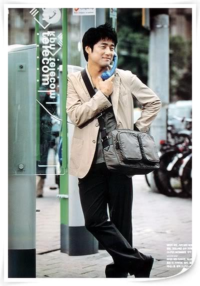 Street Fashion❉Ji Jin Hee
