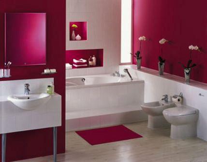 design kamar mandi terbuka
