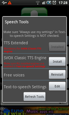 Android Voice Translator - Speech Tools