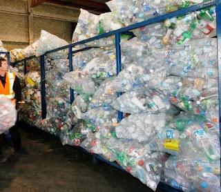 Bisnis Daur Ulang Plastik
