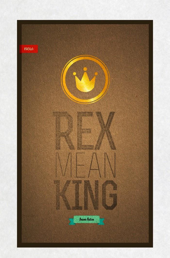 Rex Free creative font