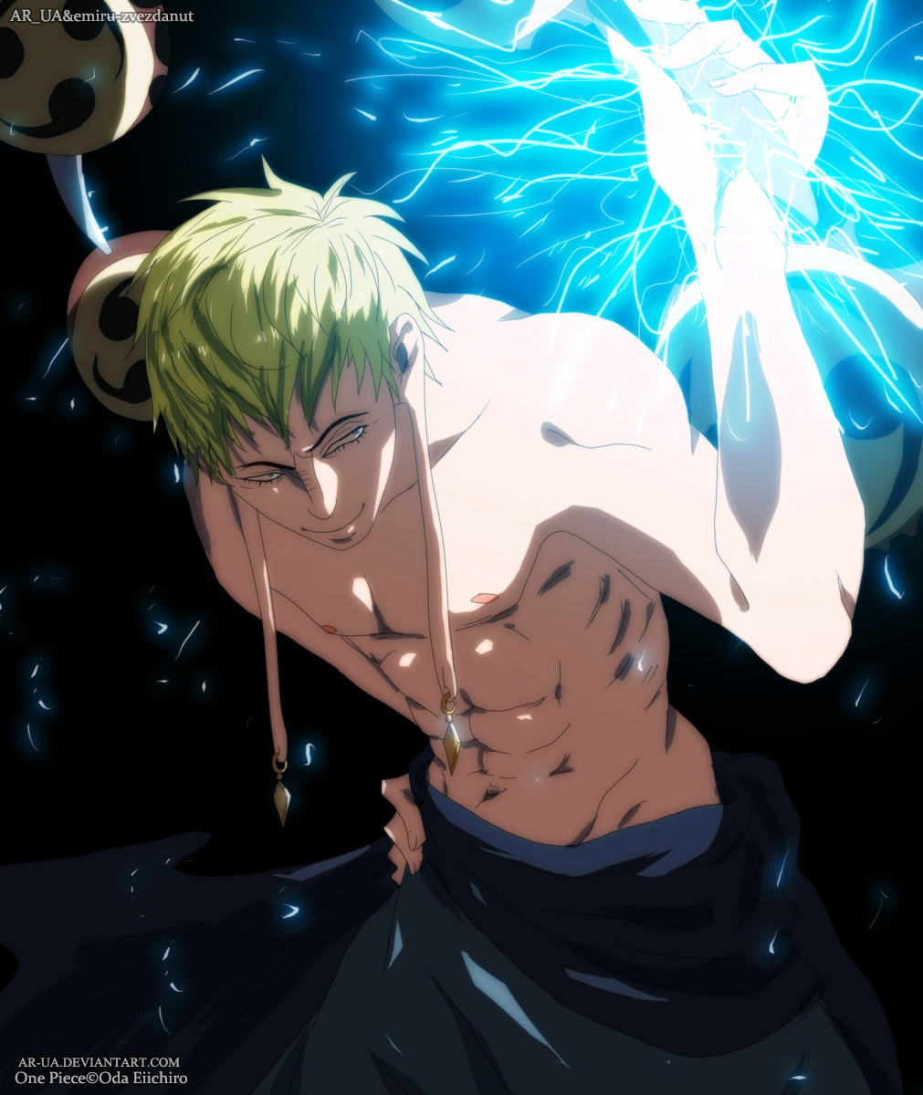 One Piece Chapter 693: Hãy hi sinh vì ta 022