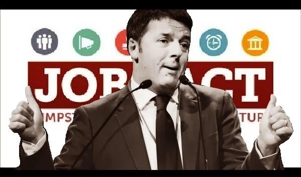 Jobs Act, il padrone (quello grande) assume prende i soldi e poi licenzia, questo è il  corrotto Pd