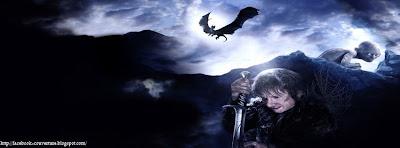 couverture facebook the hobbit