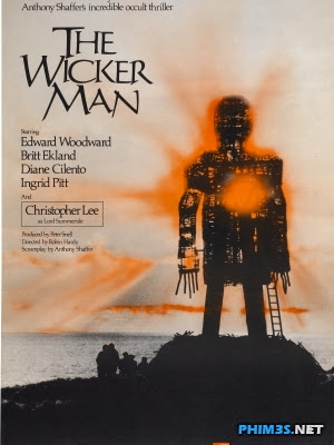 Hình Nhân Liễu Gai-The Wicker Man