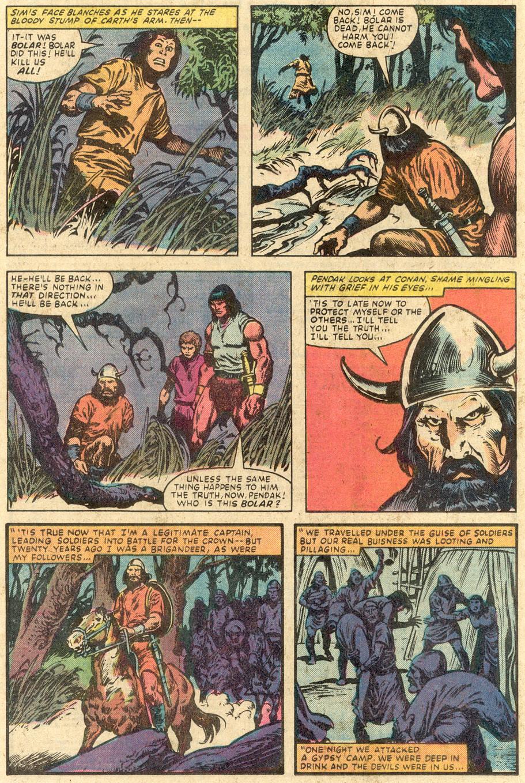 Conan the Barbarian (1970) Issue #149 #161 - English 11