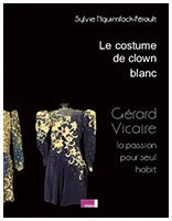 Le costume de clown blanc