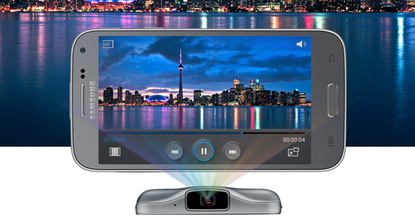 Harga dan Spesifikasi Samsung Galaxy Beam 2