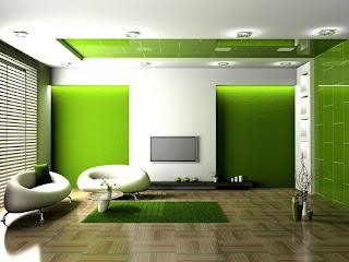 บ้านสีเขียว