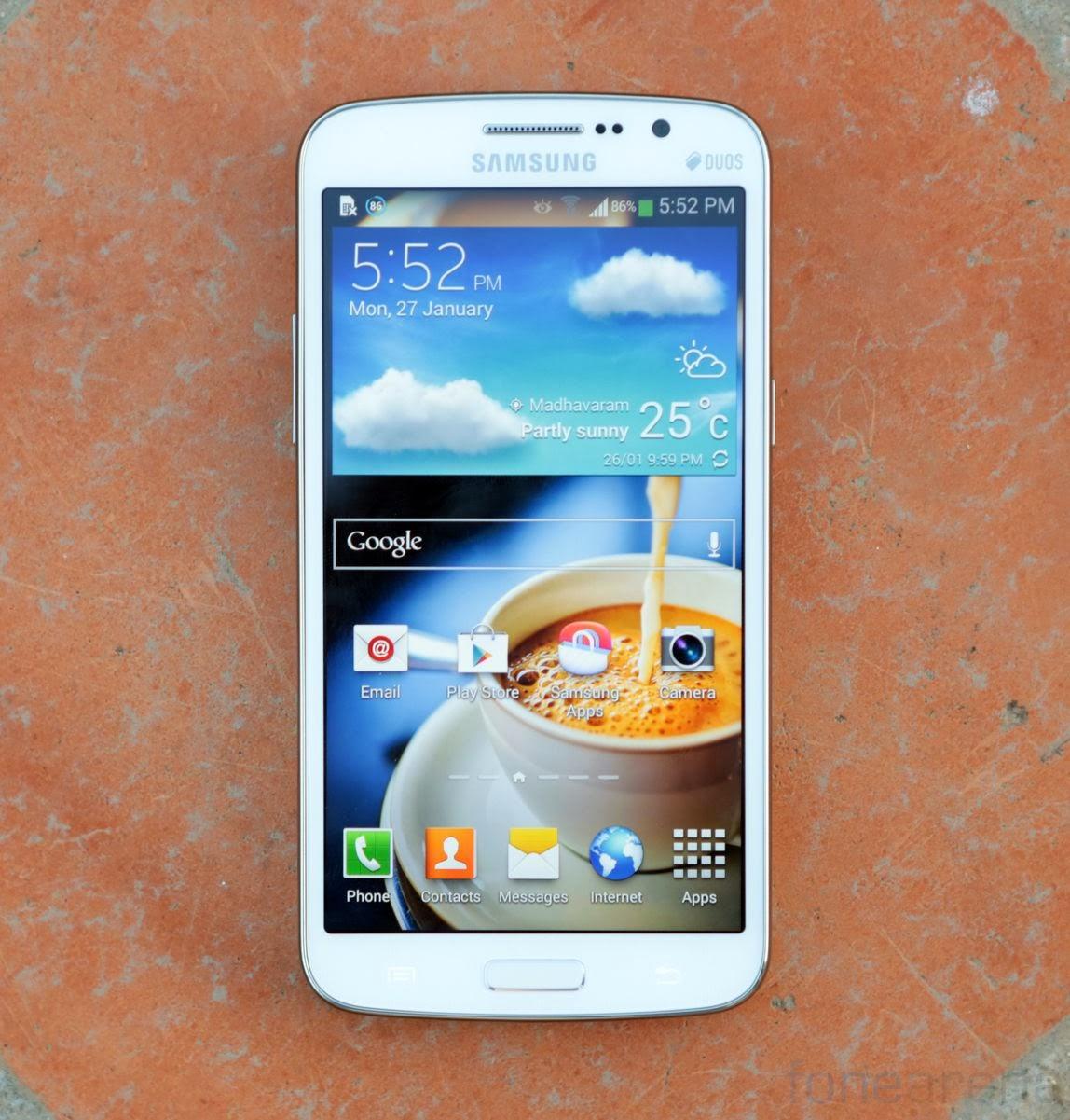 Spesifikasi Lengkap Samsung Galaxy Grand